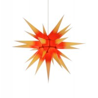 herrnhuter weihnachtsstern i6 gelb rot erzgebirgische. Black Bedroom Furniture Sets. Home Design Ideas