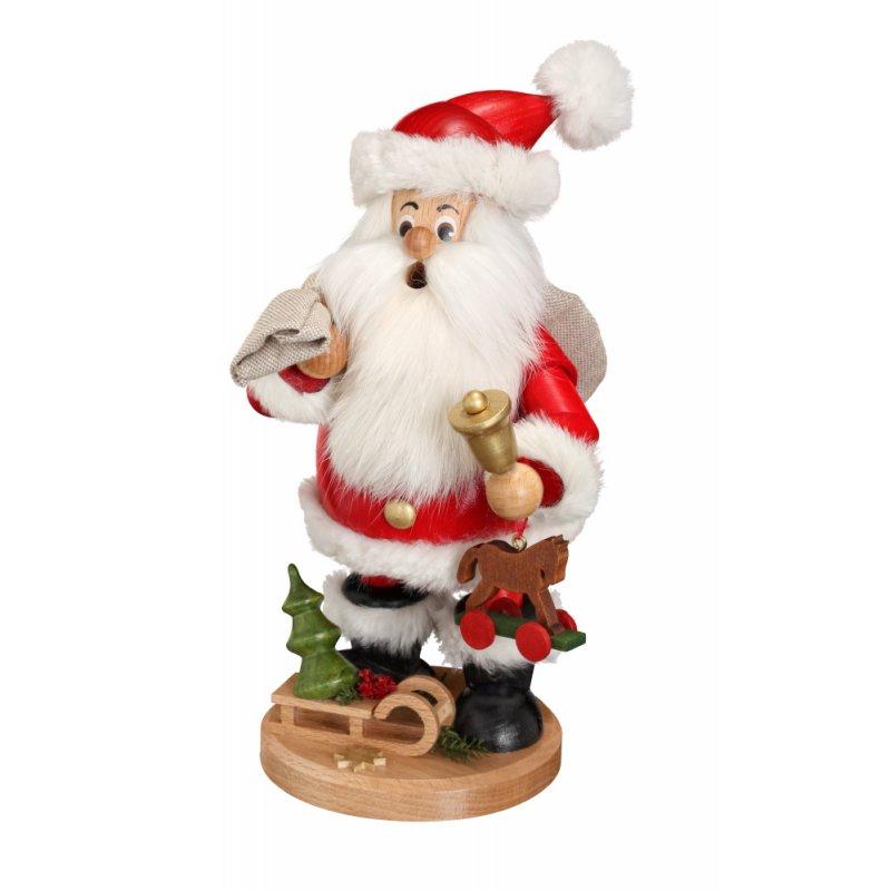 Dwu r uchermann weihnachtsmann mit geschenke for Geschenke auf rechnung