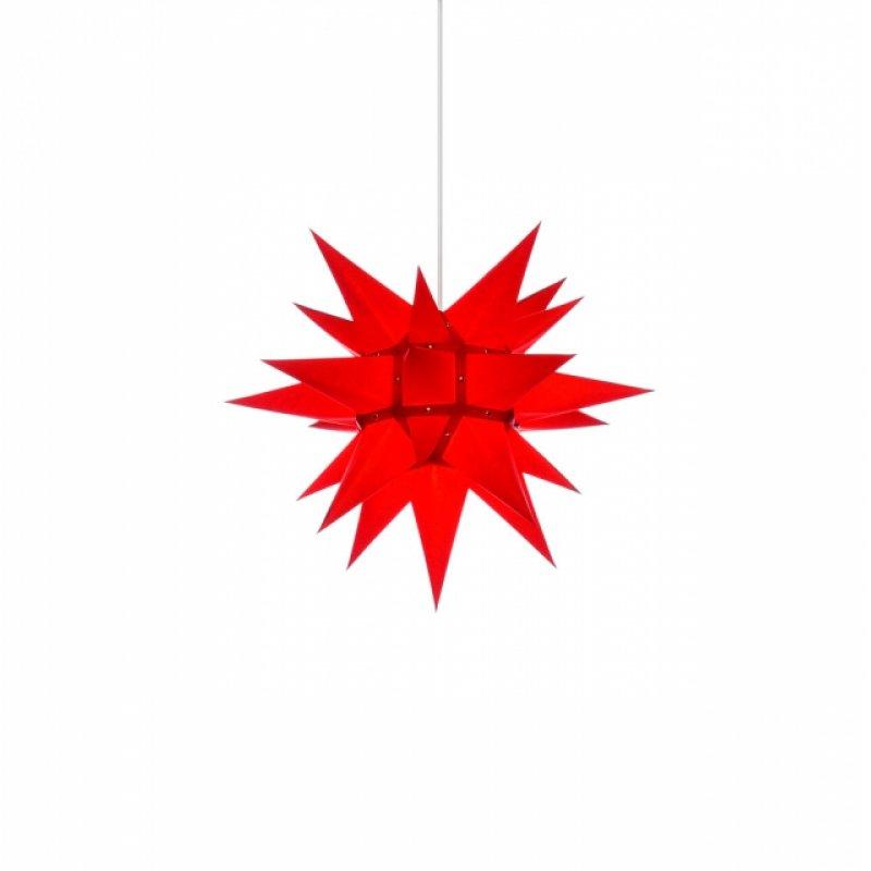 herrnhuter weihnachtsstern i4 rot erzgebirgische volkskunst das original. Black Bedroom Furniture Sets. Home Design Ideas
