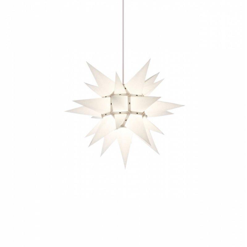herrnhuter weihnachtsstern i4 wei mit beleuchtung erzgebirgische volkskunst das original. Black Bedroom Furniture Sets. Home Design Ideas