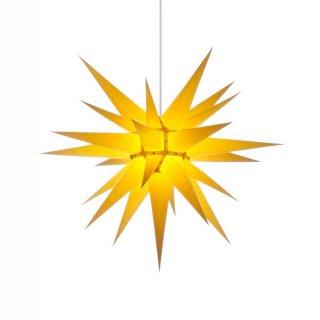 herrnhuter weihnachtsstern i7 gelb erzgebirgische volkskunst das original. Black Bedroom Furniture Sets. Home Design Ideas